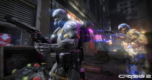 Im neuen Gameplay-Video zu Crysis 2 gibt es Spielszenen aus der PC-Version zu bestaunen.