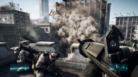 12-Minuten-Trailer zu Battlefield 3 im Youtube-Video in HD-Qualität veröffentlicht. Alle Screenshots aus dem kommenden Dice-Shooter in der PC Games-Bildergalerie.
