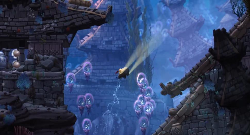 Song Of The Deep Das Nchste Spiel Der Ratchet Amp Clank Macher