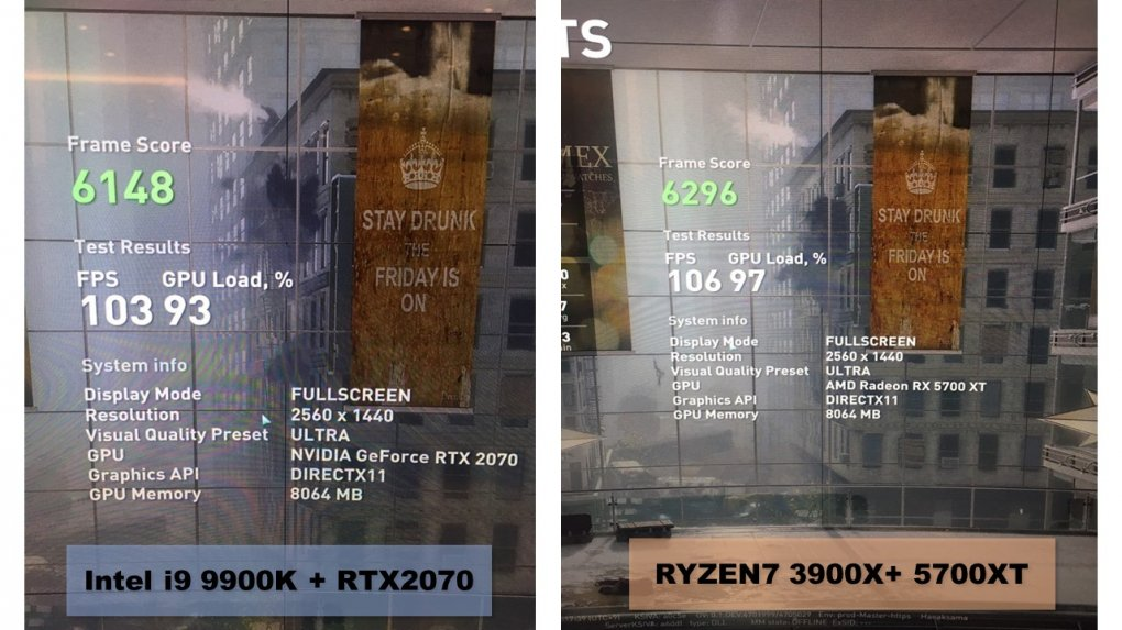 <strong>Ryzen 3000: </strong>Diverse Benchmarks auch aus Spielen und mit Radeon RX 5700 XT geleakt (15)