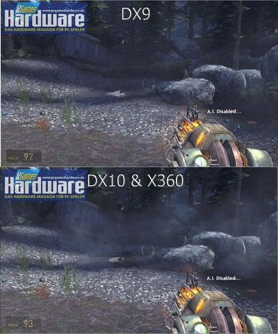 Erste Direct X 10 Screenshots Von Der Source Engine