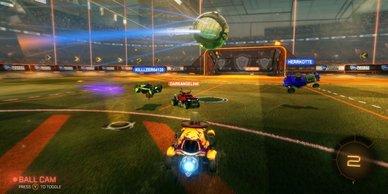 Rocket League wird Free2Play: Tencent und Psyonix kooperieren