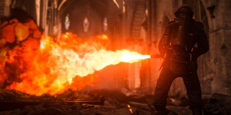 <strong>Call of Duty: WW2</strong> verliert 20.000 Spieler in drei Wochen