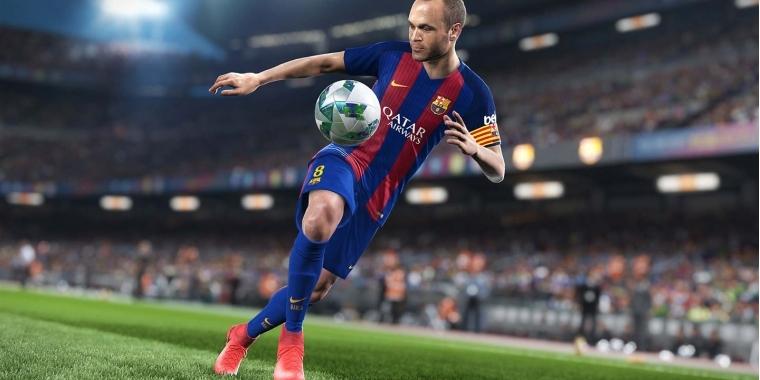 Pro Evolution Soccer 2018 angekündigt: Release-Termin, erste Infos und Bildmaterial (5)