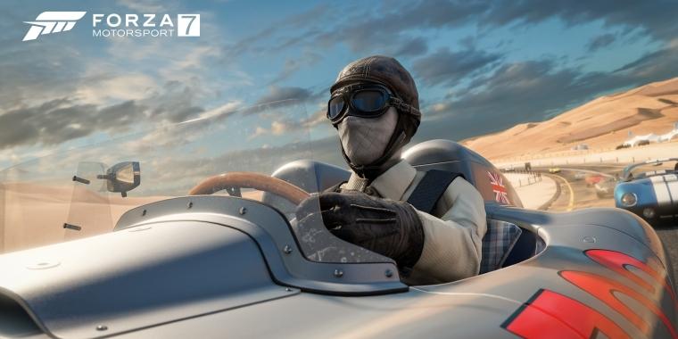 Forza Motorsport 7 nutzt absichtlich nur einen CPU-Kern voll aus