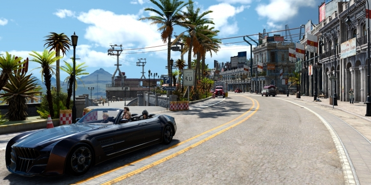 Final Fantasy 15: Release Anfang 2018 mit Nvidias Gameworks (5)