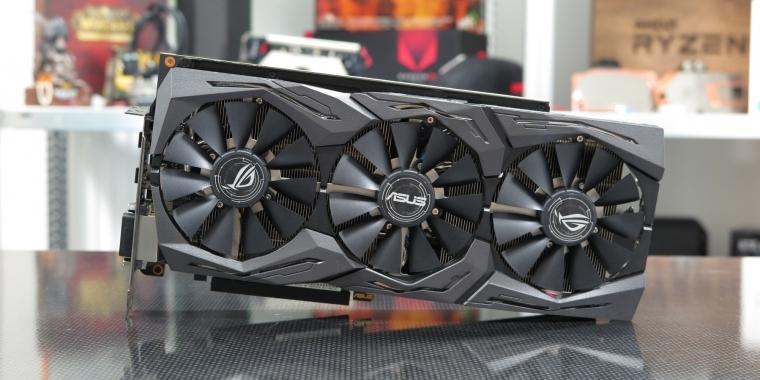 ROG Radeon RX Vega Strix: Auslieferung bis Jahresende geplant