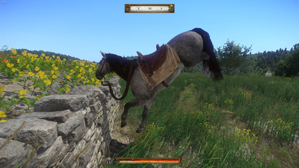 horse - Kingdom Come Deliverance PC review in progress: as satisfying as it is cumbersome