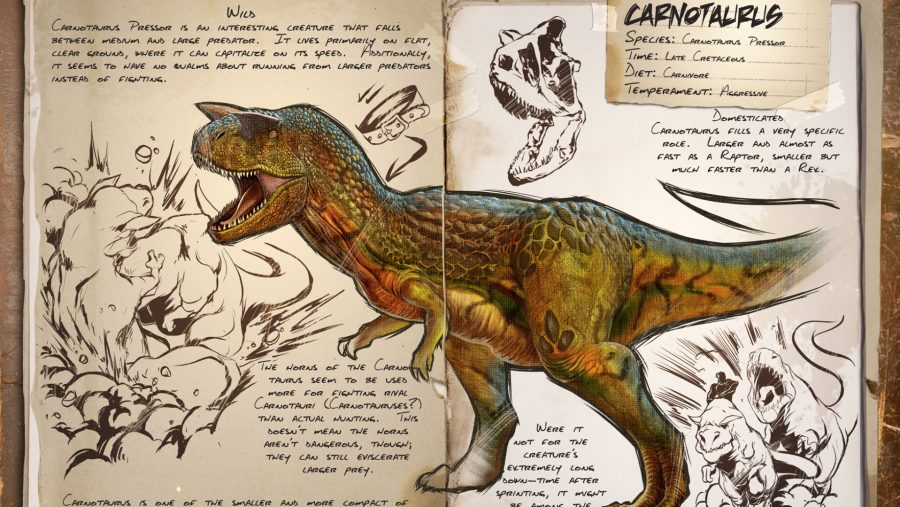 The ten most useful dinosaurs in Ark: Survival Evolved