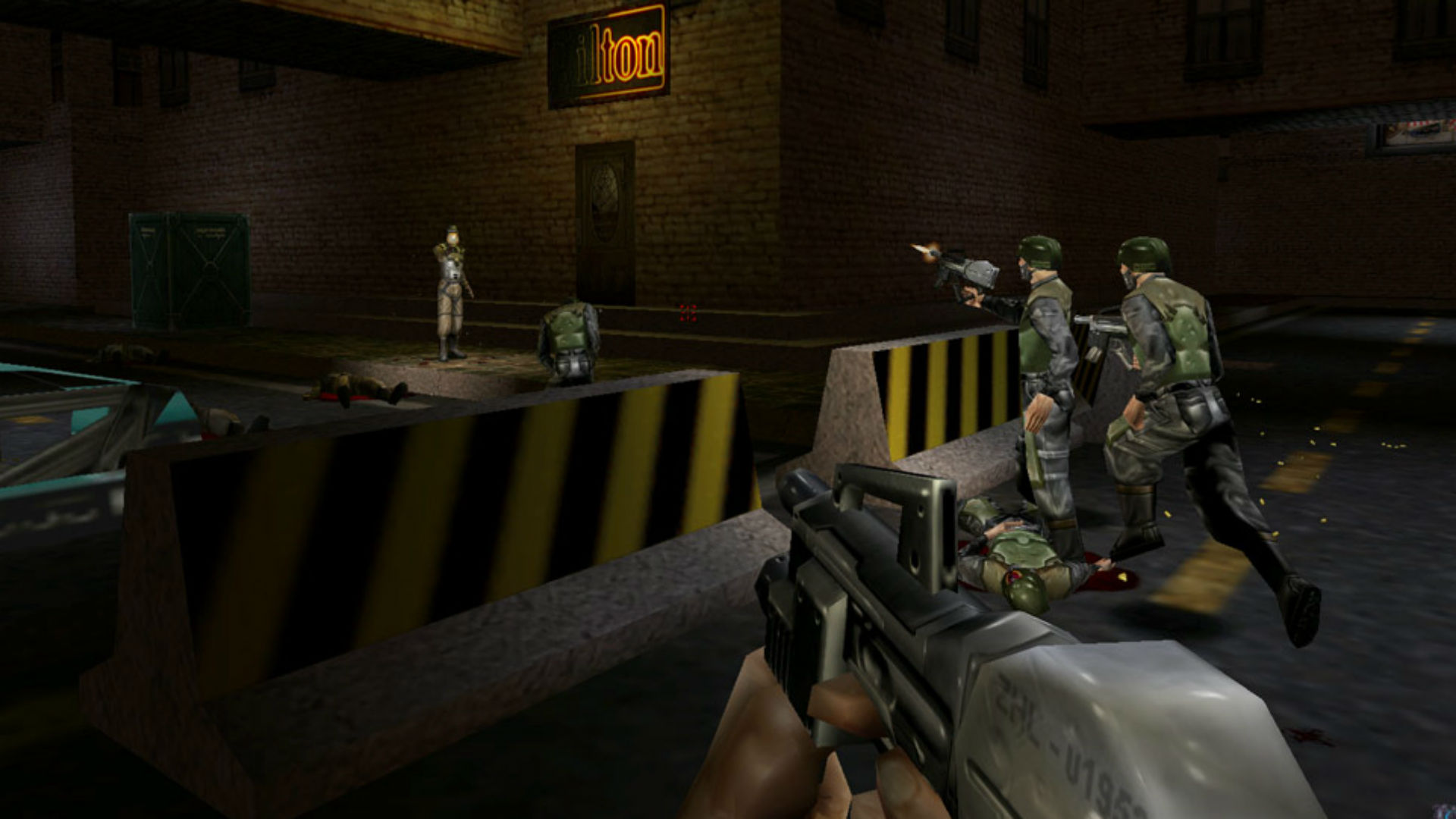 Old games  PC classics that are still worth playing   PCGamesN Deus Ex