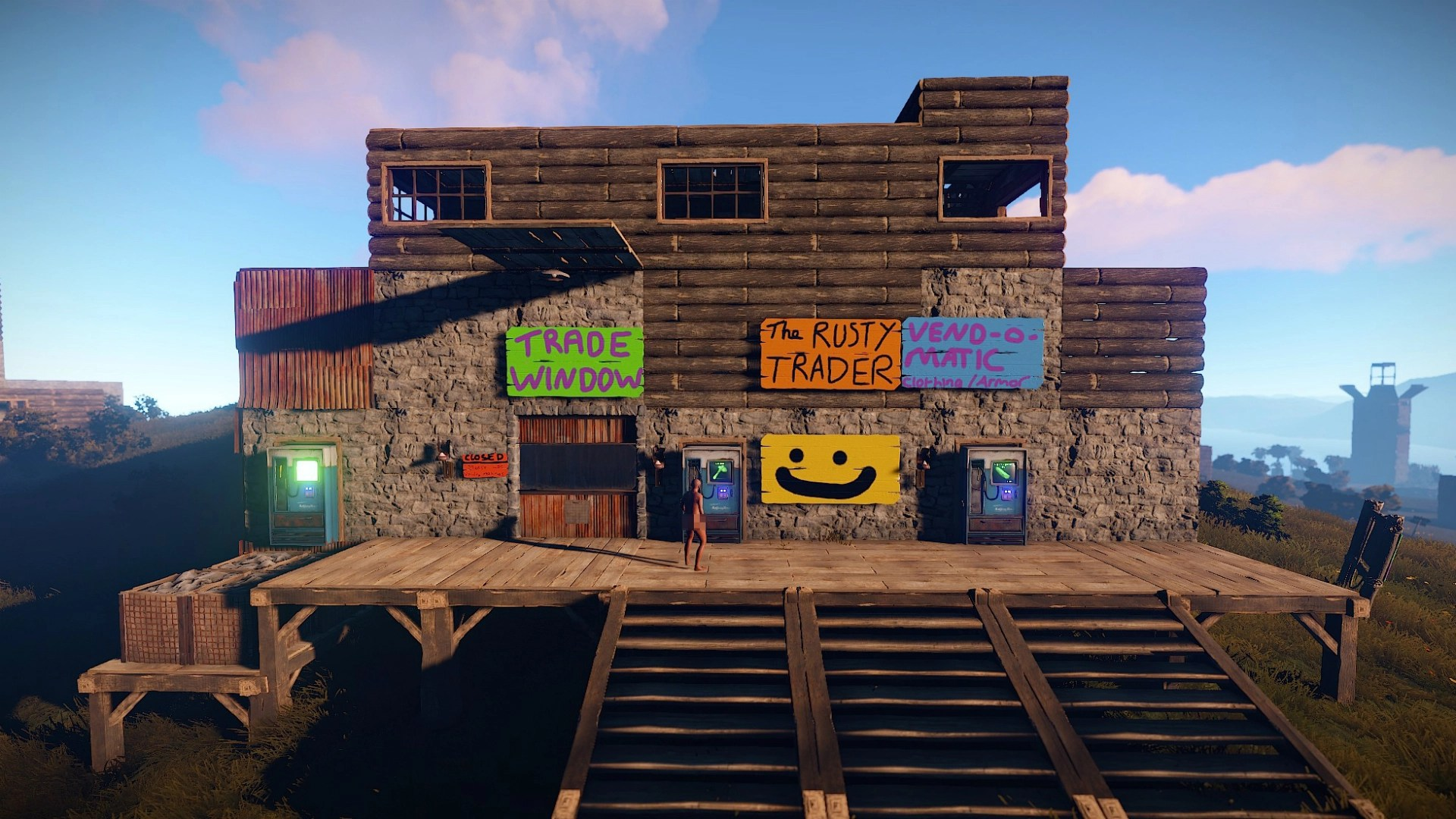 The best building games on PC   PCGamesN Rust
