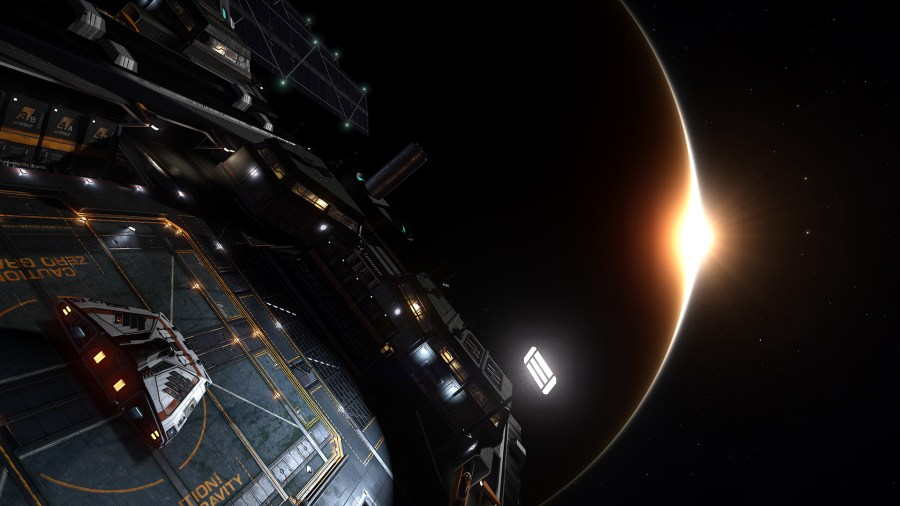 The best space games on PC   PCGamesN Elite Dangerous