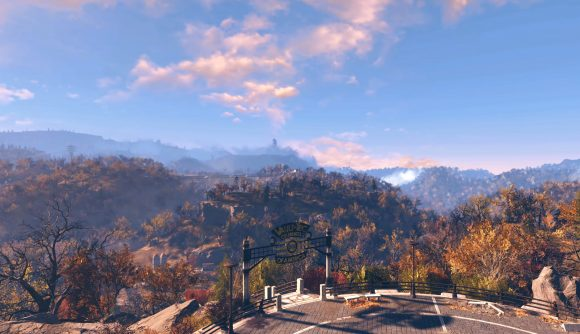 Heres Fallout 76s Full World Map PCGamesN