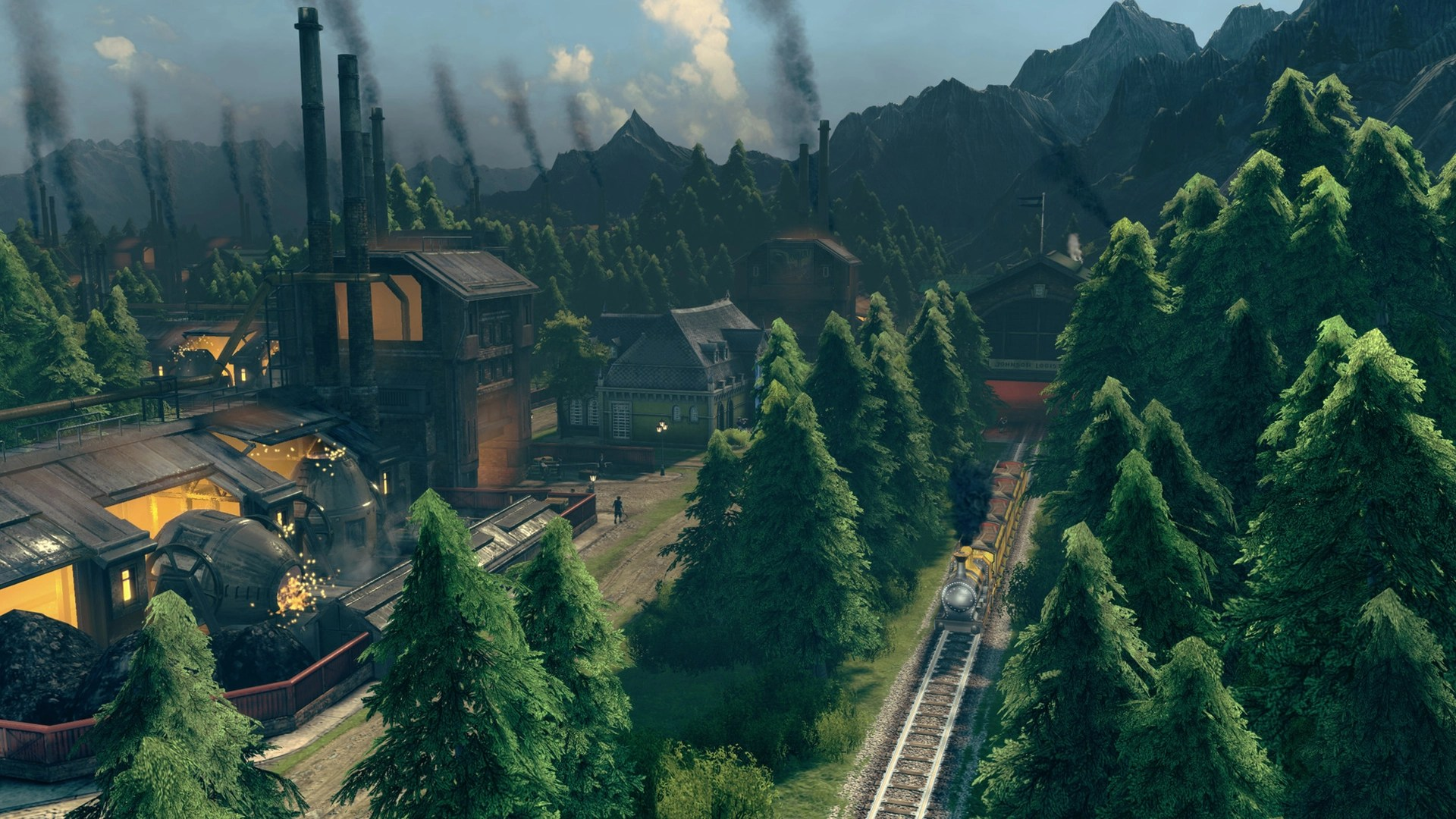Gamescom Declares Anno 1800 The Best PC Game Of The Show PCGamesN