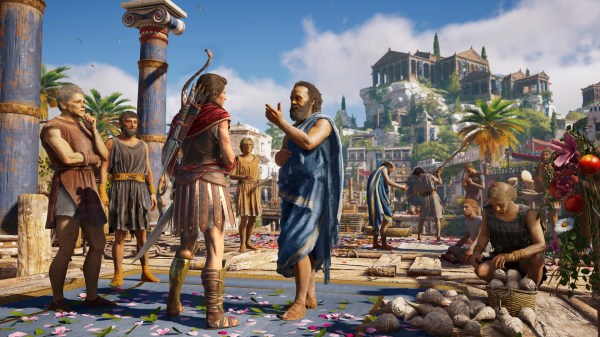 Assassin's Creed Odyssey won't let you play in Greek ...