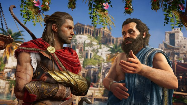Here are the Assassin's Creed Odyssey system requirements ...