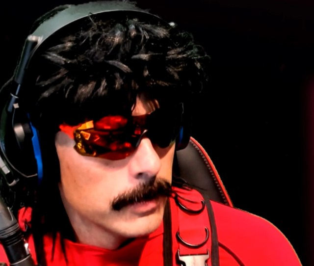 Dr Disrespect Says He Fired His Director After Getting Banned From Twitch