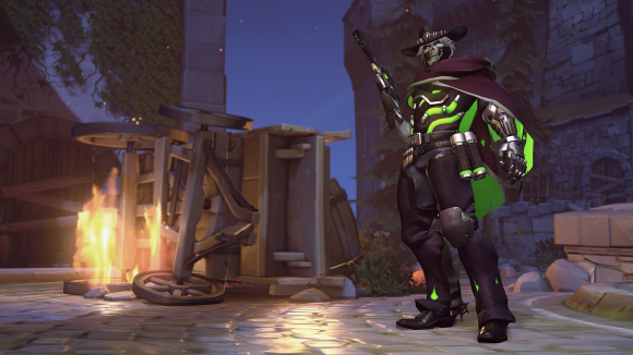 Heres Every Overwatch Halloween Terror Skin In One Place PCGamesN