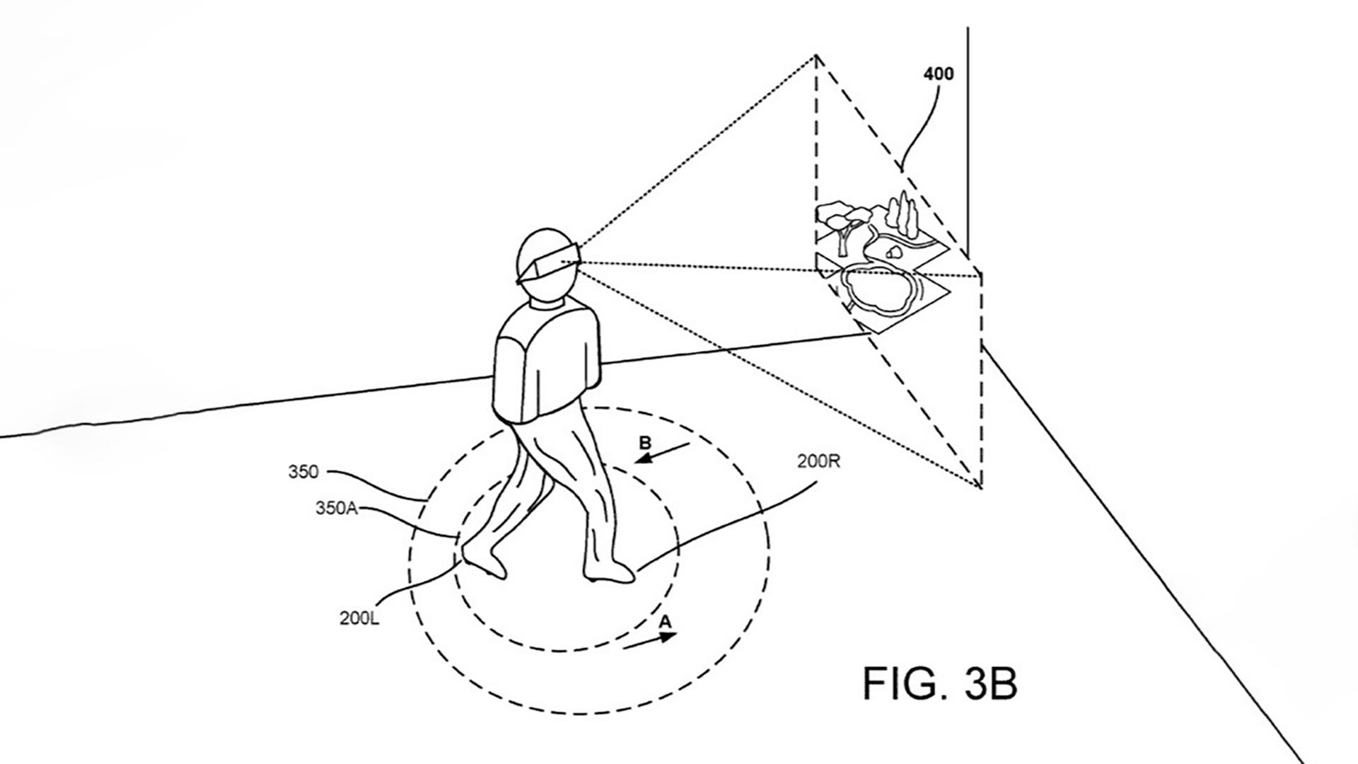 Files Patent For Motorised Virtual Reality Shoes