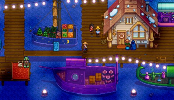 Stardew Valleys Creator Is Working On A New Update And Putting His Next Game On Hold PCGamesN