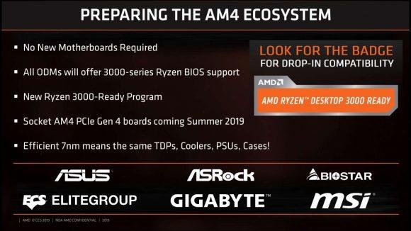 AM4 ecosystem