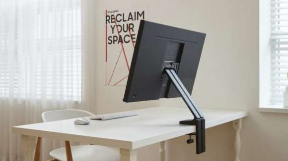 Samsung Space Monitor stand