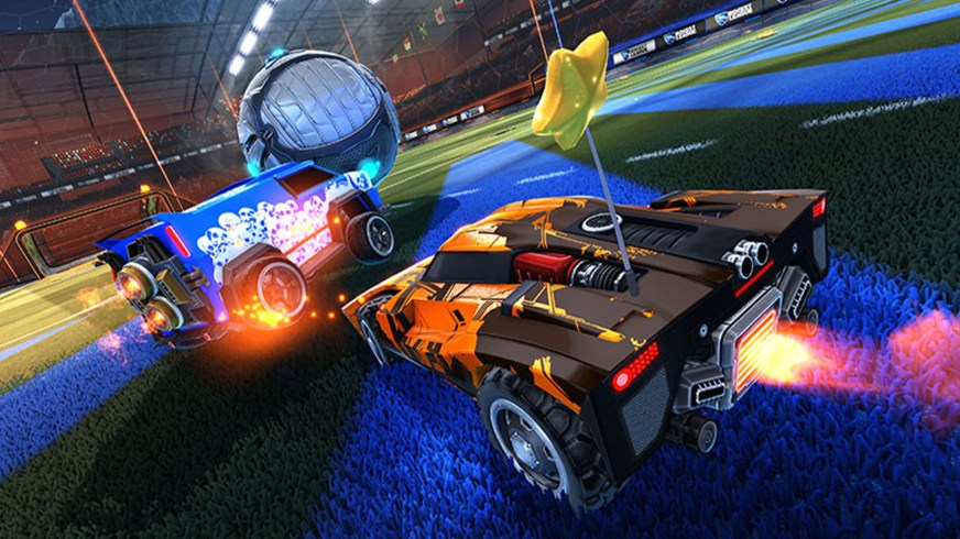 Sony finally okays Rocket League for full cross-play ...