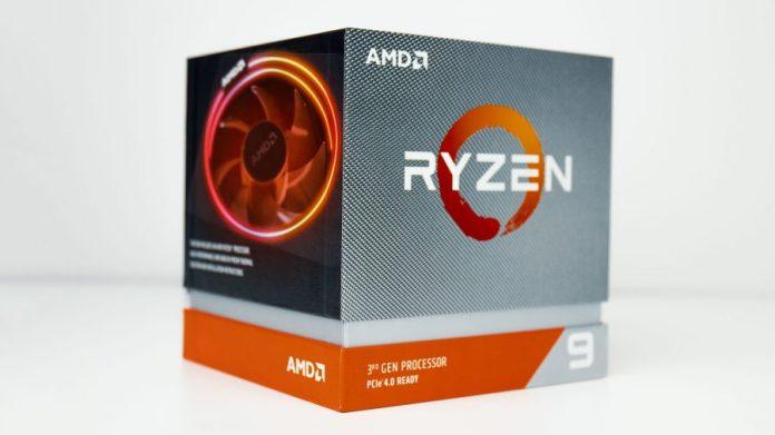 Especificaciones AMD Ryzen 9 3900X