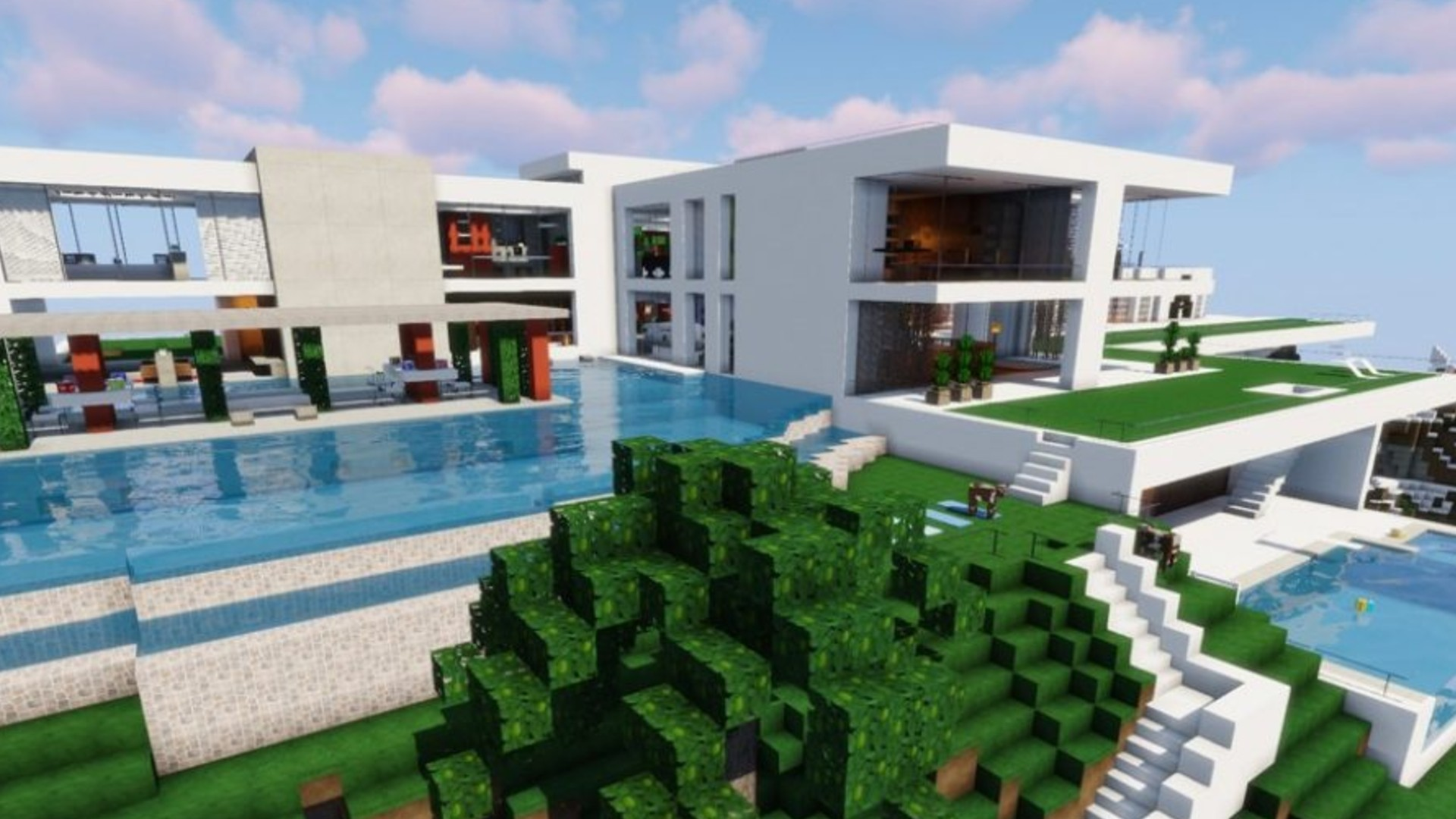 Cool Minecraft houses: ideas for your next build | PCGamesN on Awesome Ideas  id=63702