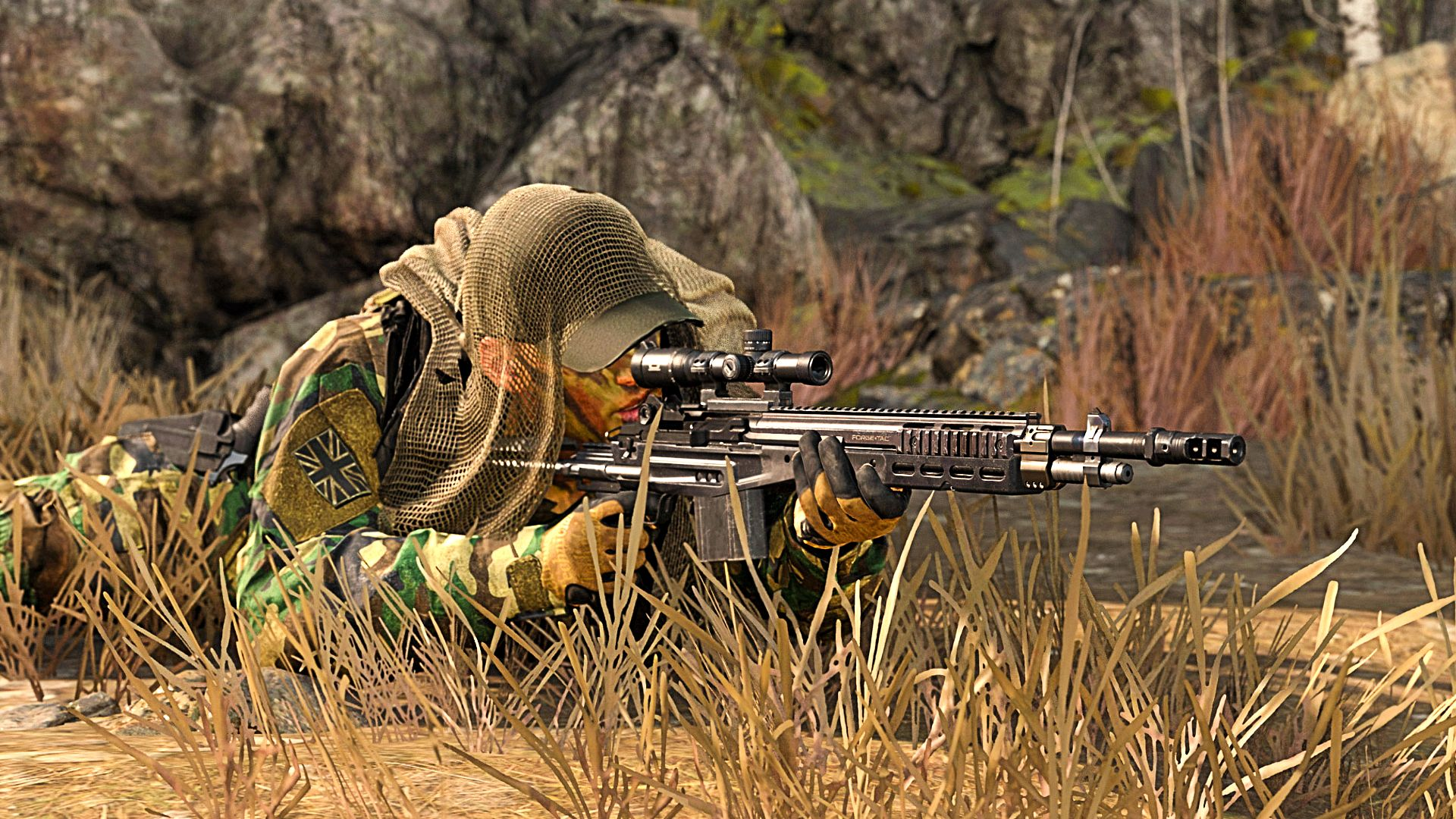 Warzone greatest vitamin, which is the most effective in Warzone sniper rifle?