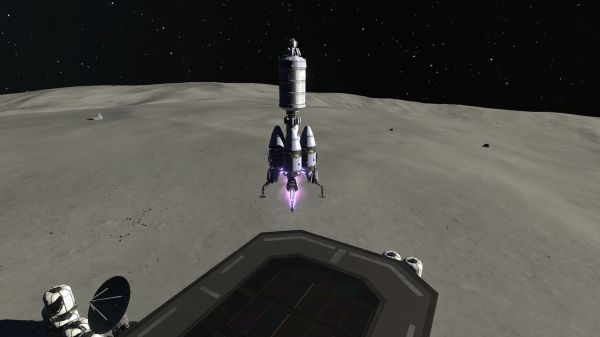 Kerbal Space Program 2 heads to space while grounded in ...