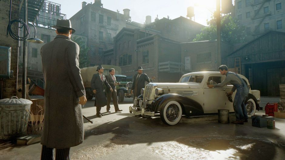 """Mafia: Trilogy release date announced – with """"built-from-the-ground-up""""  Mafia remake 