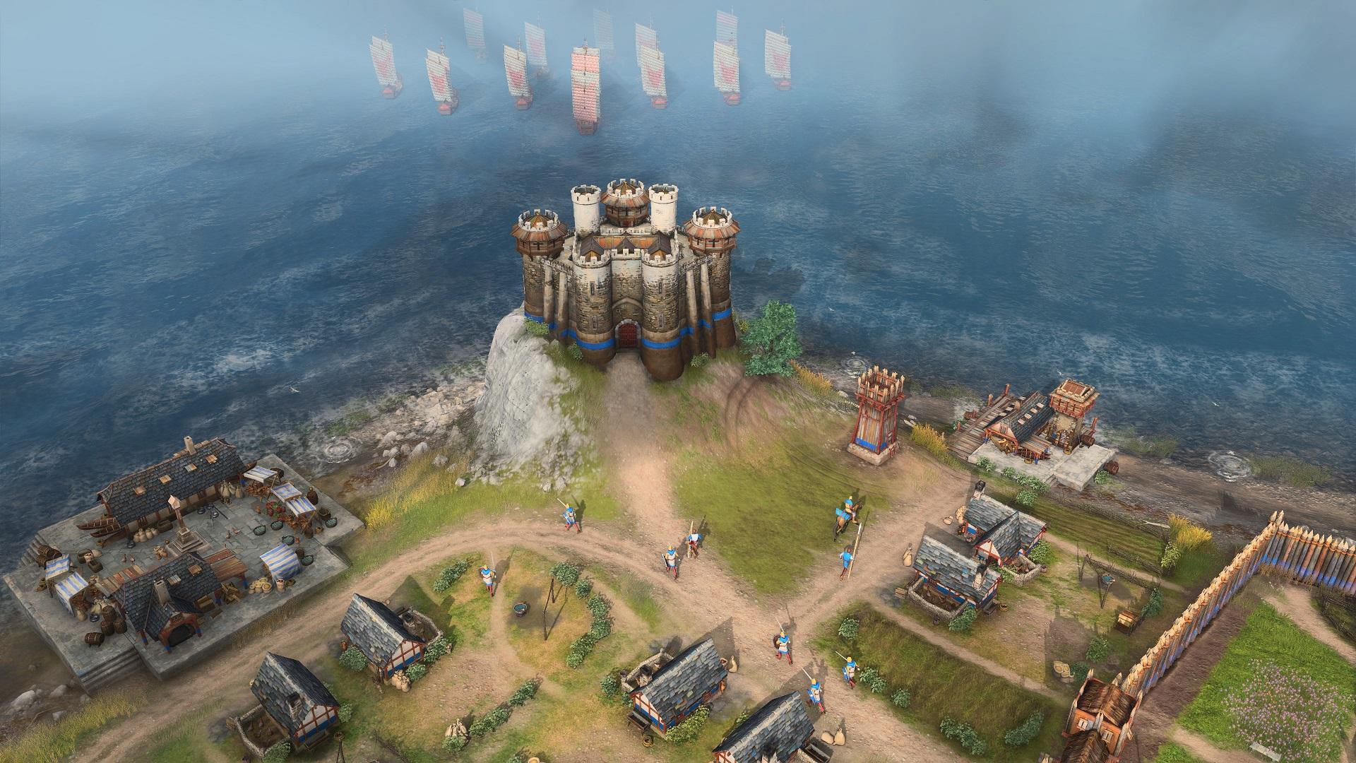 New governments 4 years, leaks reveal and particular person screens for the RTS game
