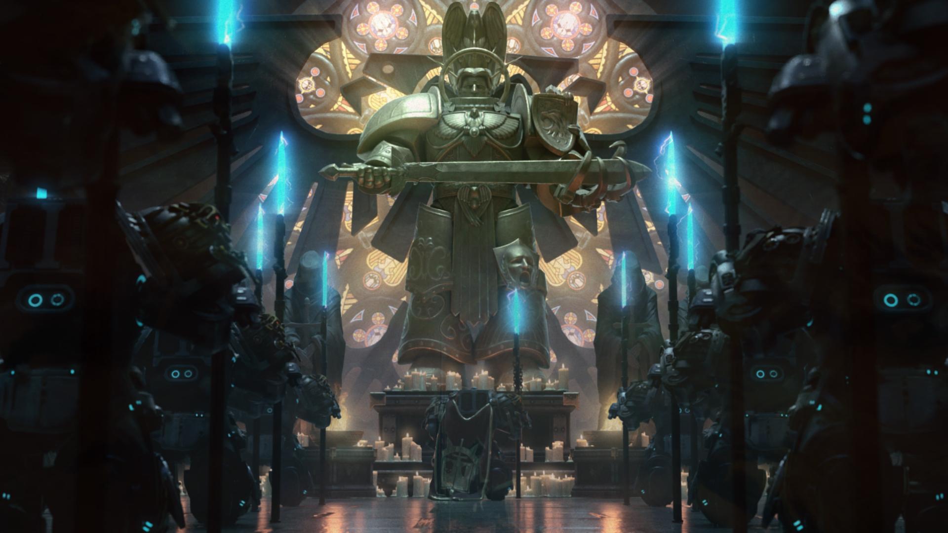 Warhammer 40k: Chaos Gate – Daemonhunters a Space Marine XCOM