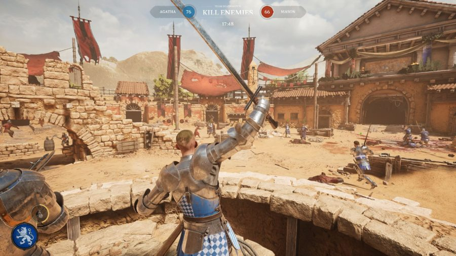 Chivalry 2 review - The Fighting Pit