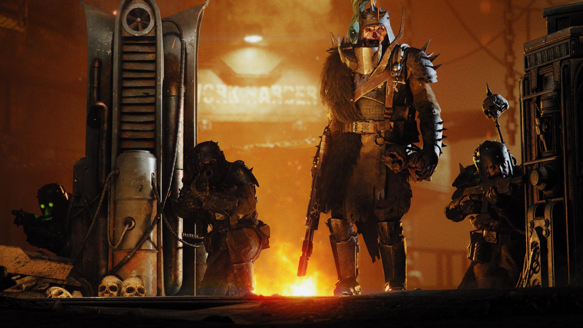 Warhammer 40k: Darktide finds humor in human beings, horror