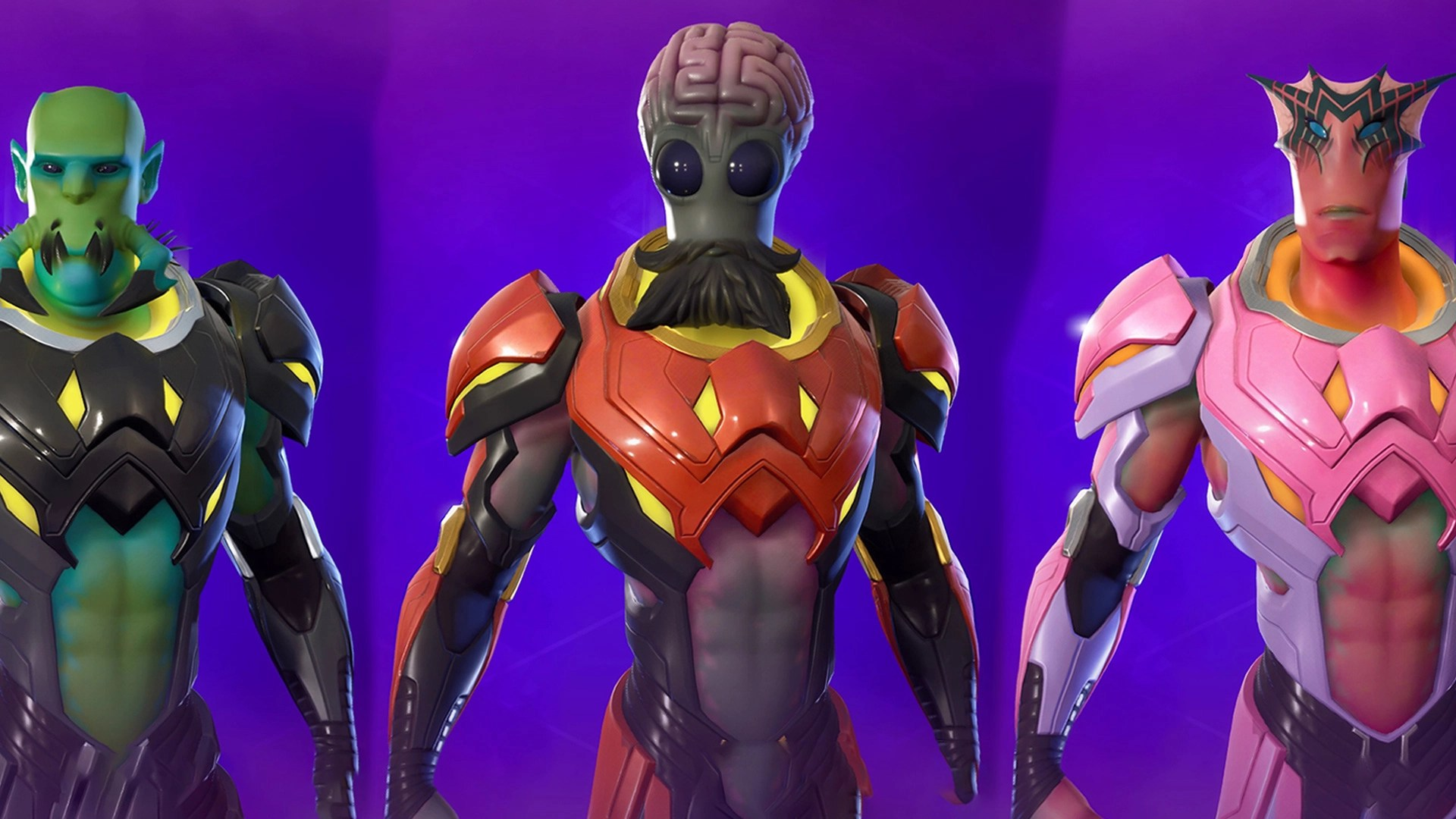 Fortnito Kymera styles - how to unlock by using different kinds of Buffy Montanus,