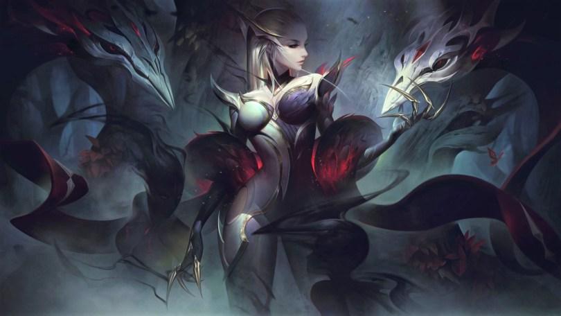 League of Legends patch 11.16 notes – Coven skins, Legendary Evelynn, Prestige LeBlanc