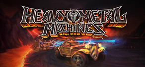Heavy Metal Machines tile