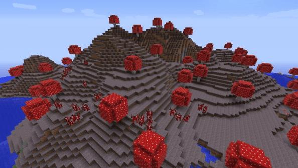 Minecraft seed 5387364523423380365