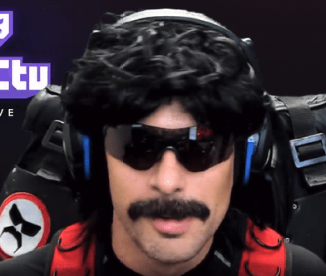 What Its Like To Be Raided By Dr Disrespect Fans