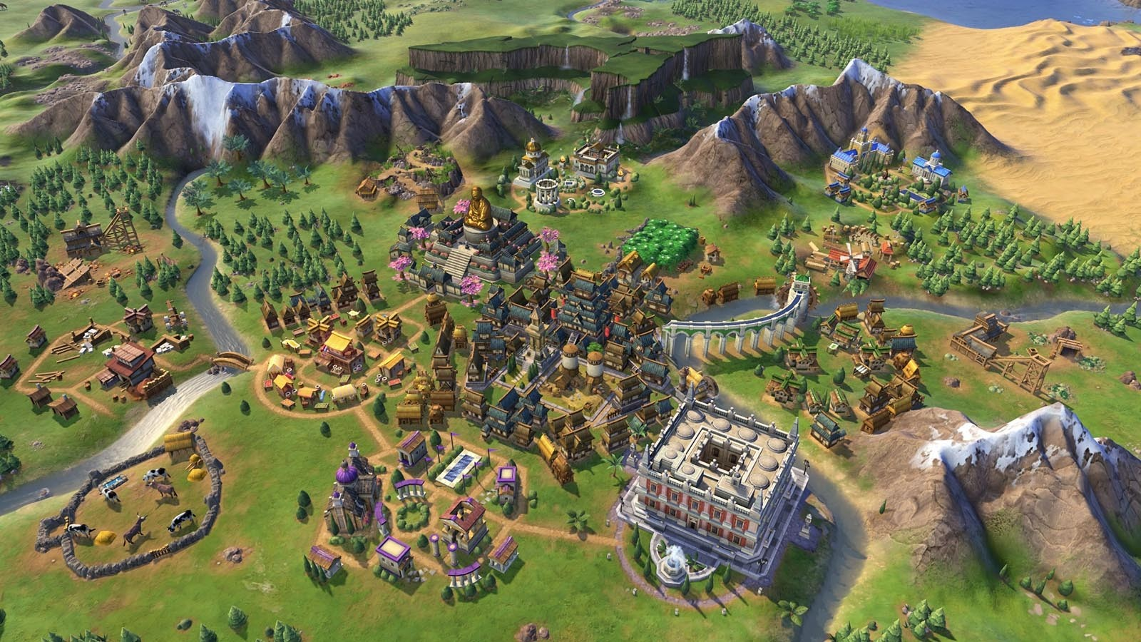 PCGamesN   PCGamesN The Best Strategy Games on PC Civ 6