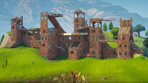 Image result for fortnite building