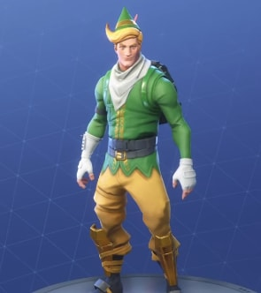fortnite skins codename elf