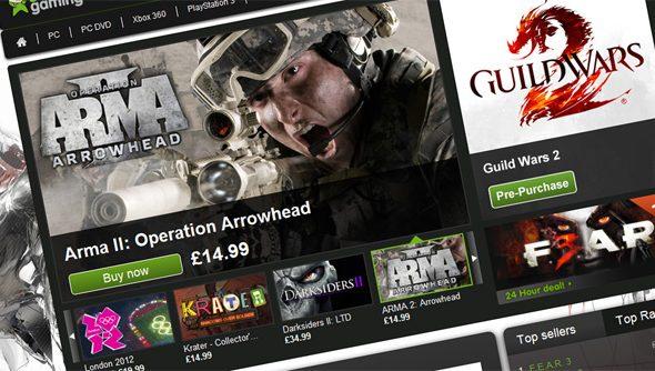Green Man Gaming taking a hit to keep price of games in