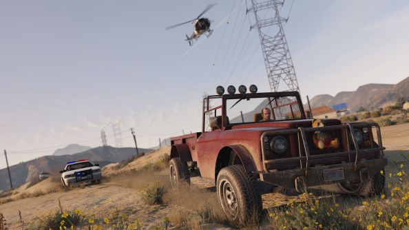 This GTA V mod spices up single-player with ideas from ...