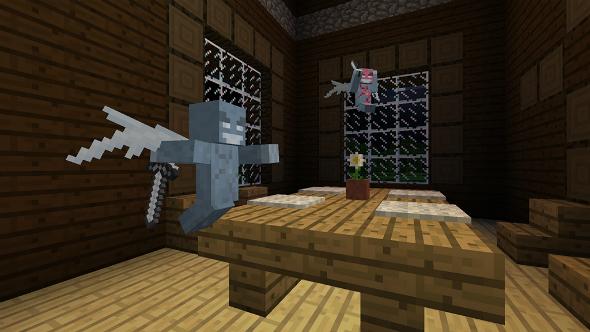 Minecraft update 111 vex