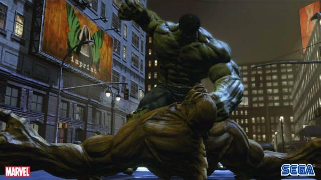 Incredible Hulk PC Game