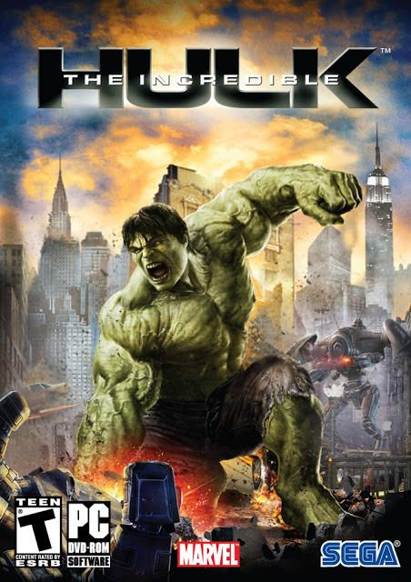 Incredible Hulk PC Game