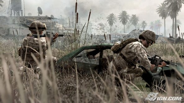 call of duty 4 compressed setup download
